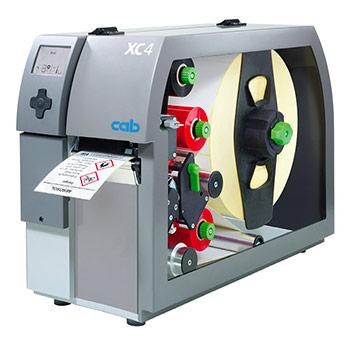 Color - CAB XC printer