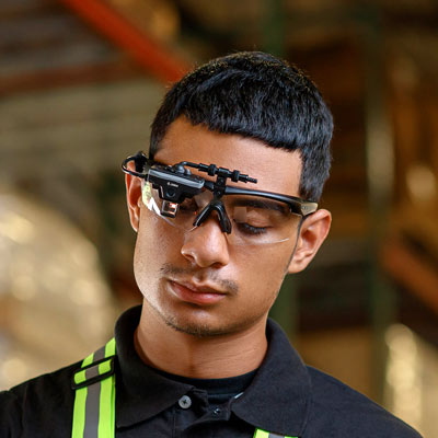 Mobile Computers - Wearables - Head-Mounted Display - HD4000