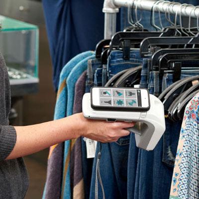 RFID - Handheld RFID Sleds