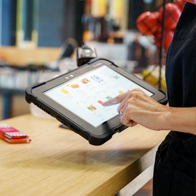 Rugged Tablets - Light ET51 Tablet