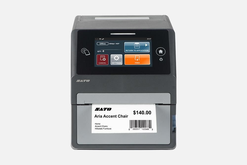SATO Printer Model CT4-LX