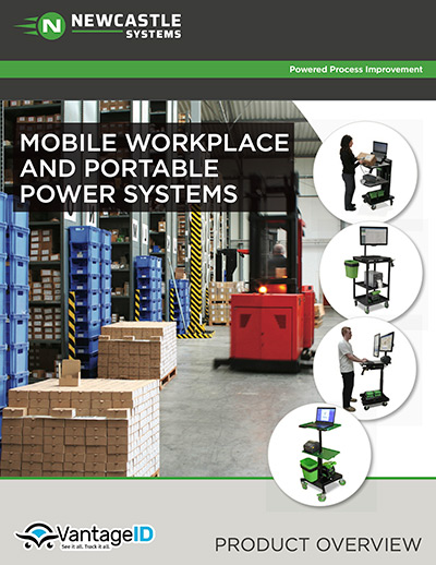 Mobile Workplace and Portable Power Systems Product Overview - Newcastle Systems and VantageID