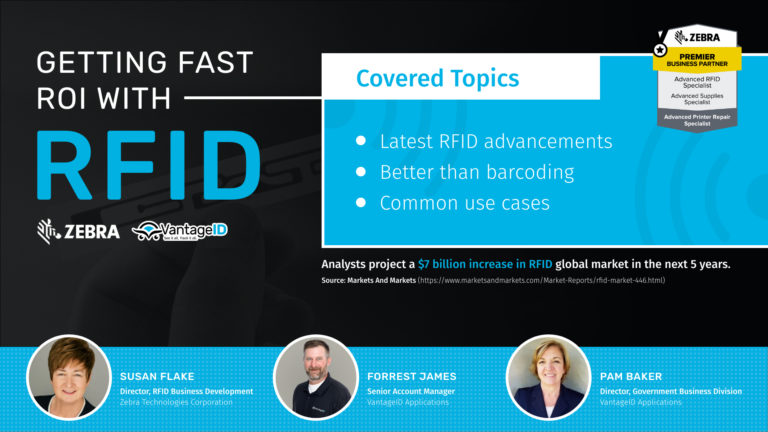 Getting Fast ROI with RFID