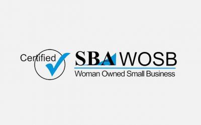 Our Women Owned Small Business (WOSB) Federal Program Certification