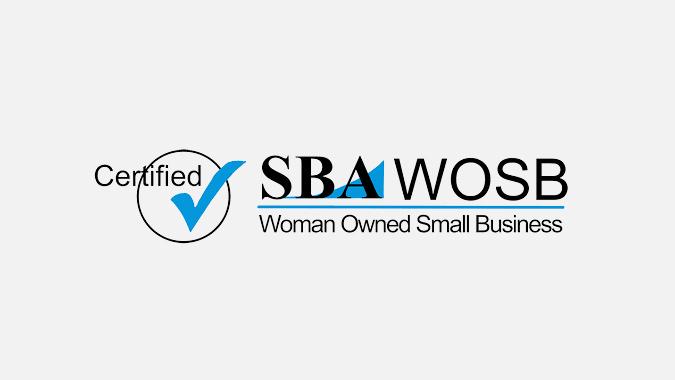 SBA WOSB certified landscape
