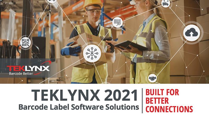TEKLYNX 2021 What's New Fact Sheet