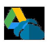 GoogleDrive and OneDrive icon