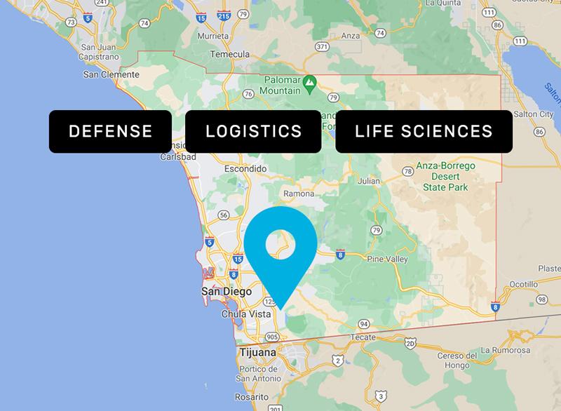 VantageID is based in San Diego County